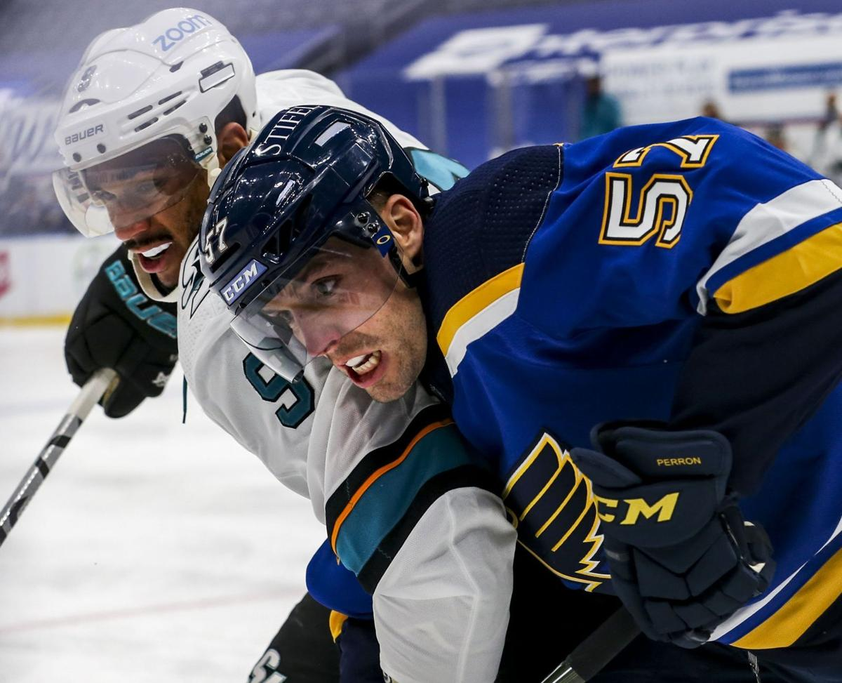 Blues look for repeat