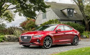 2021 Genesis G70 3.3T: The last of its generation, the 2021 edition exits with class.