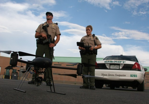 St  Louis police chief wants drones to monitor city from the sky