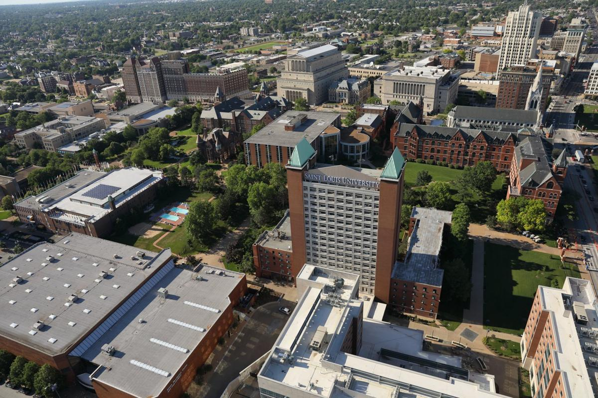 NGA signs new partnership with St. Louis University for geospatial research