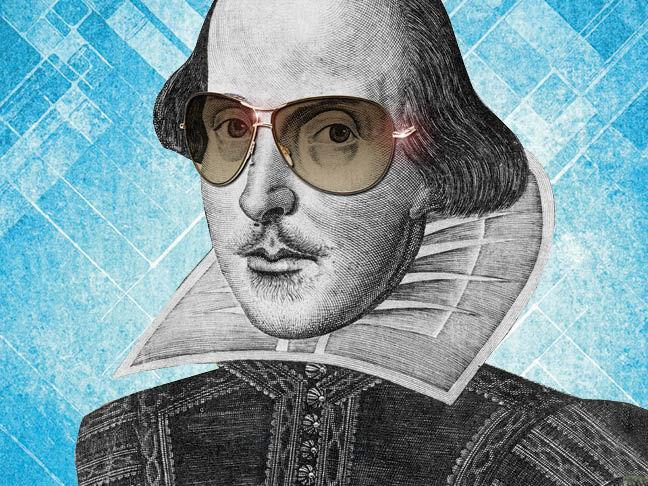 Shakespearean medicine modernized