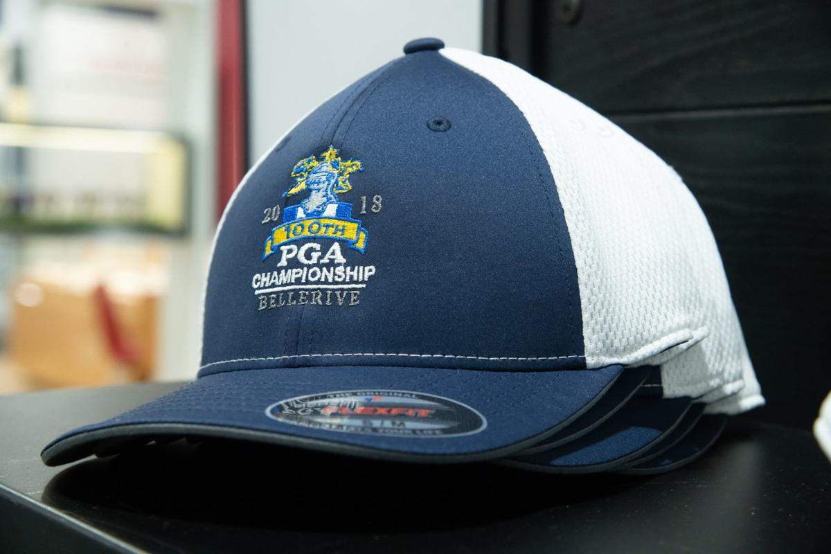 2 million in hat sales  That s just a start at Bellerive s PGA merchandise  shop  0d5d4dde816