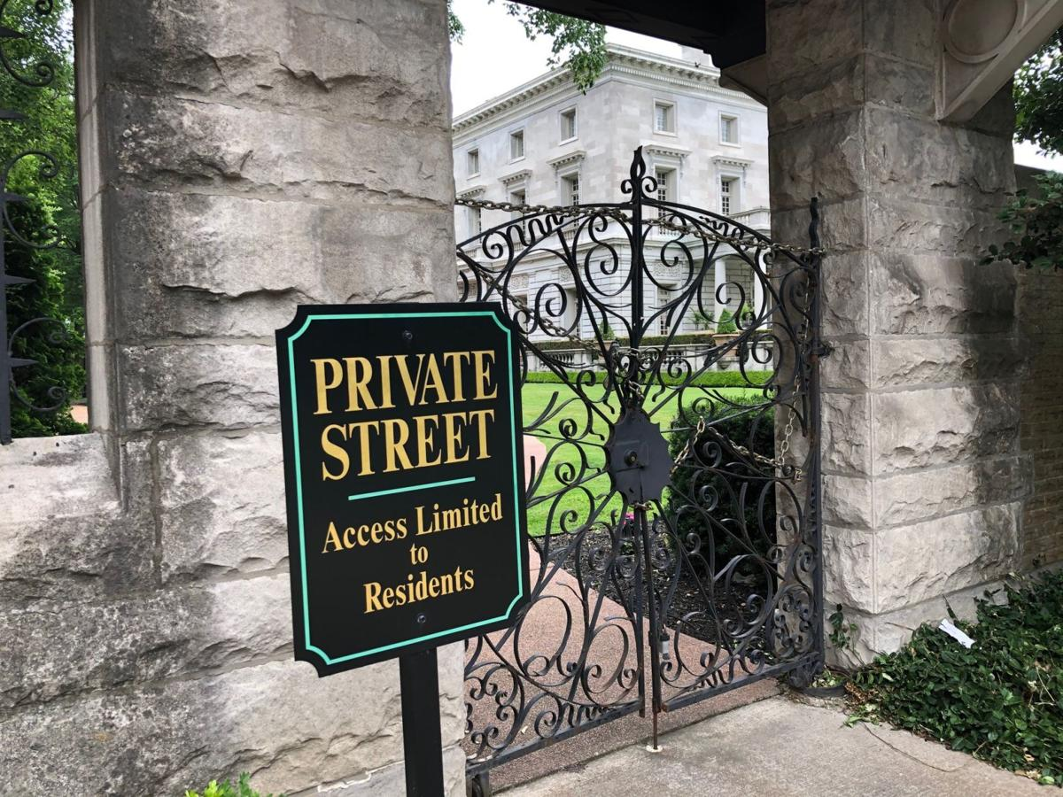 Portland Place gate