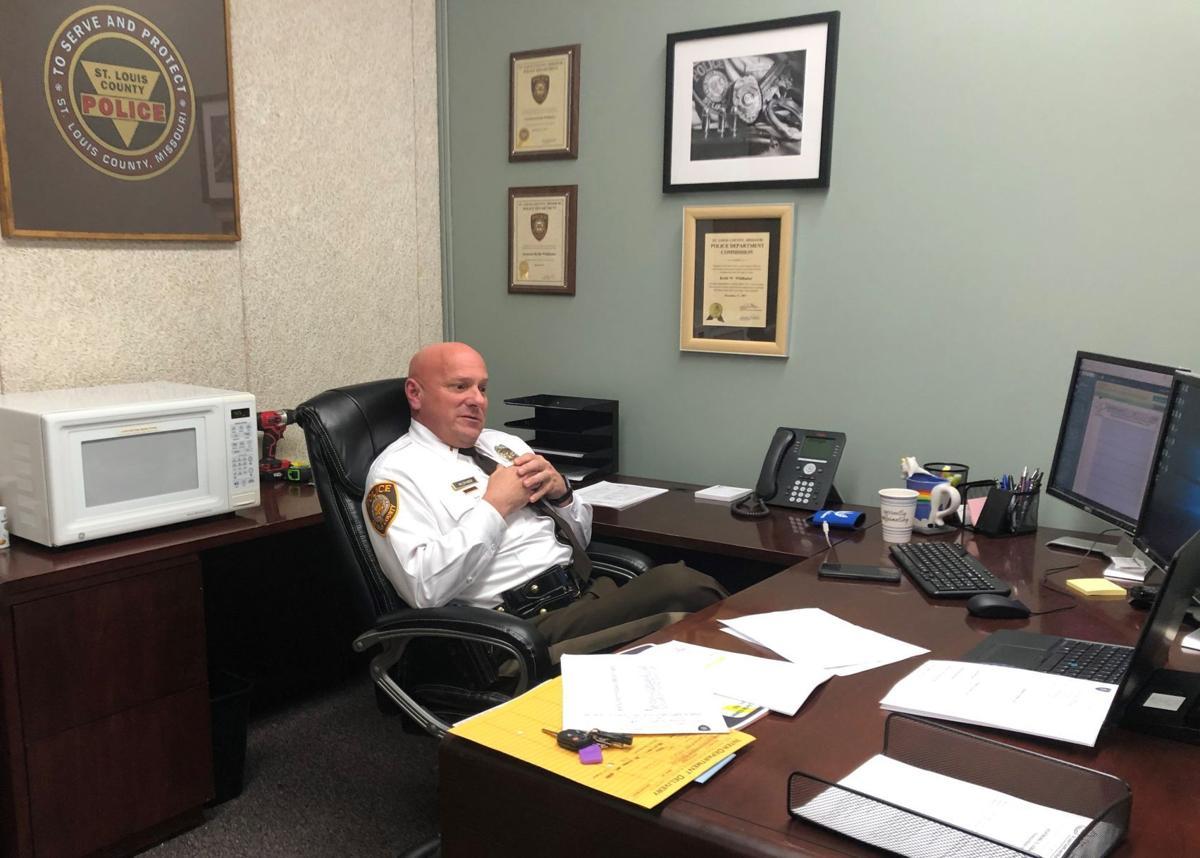 Lt. Keith Wildhaber