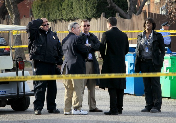 Police officer involved shooting at Mardi Gras in St. Louis