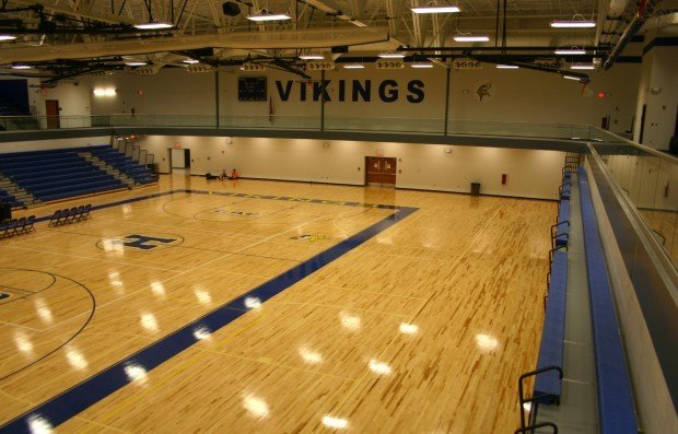 Francis Howell debuts new high school gym