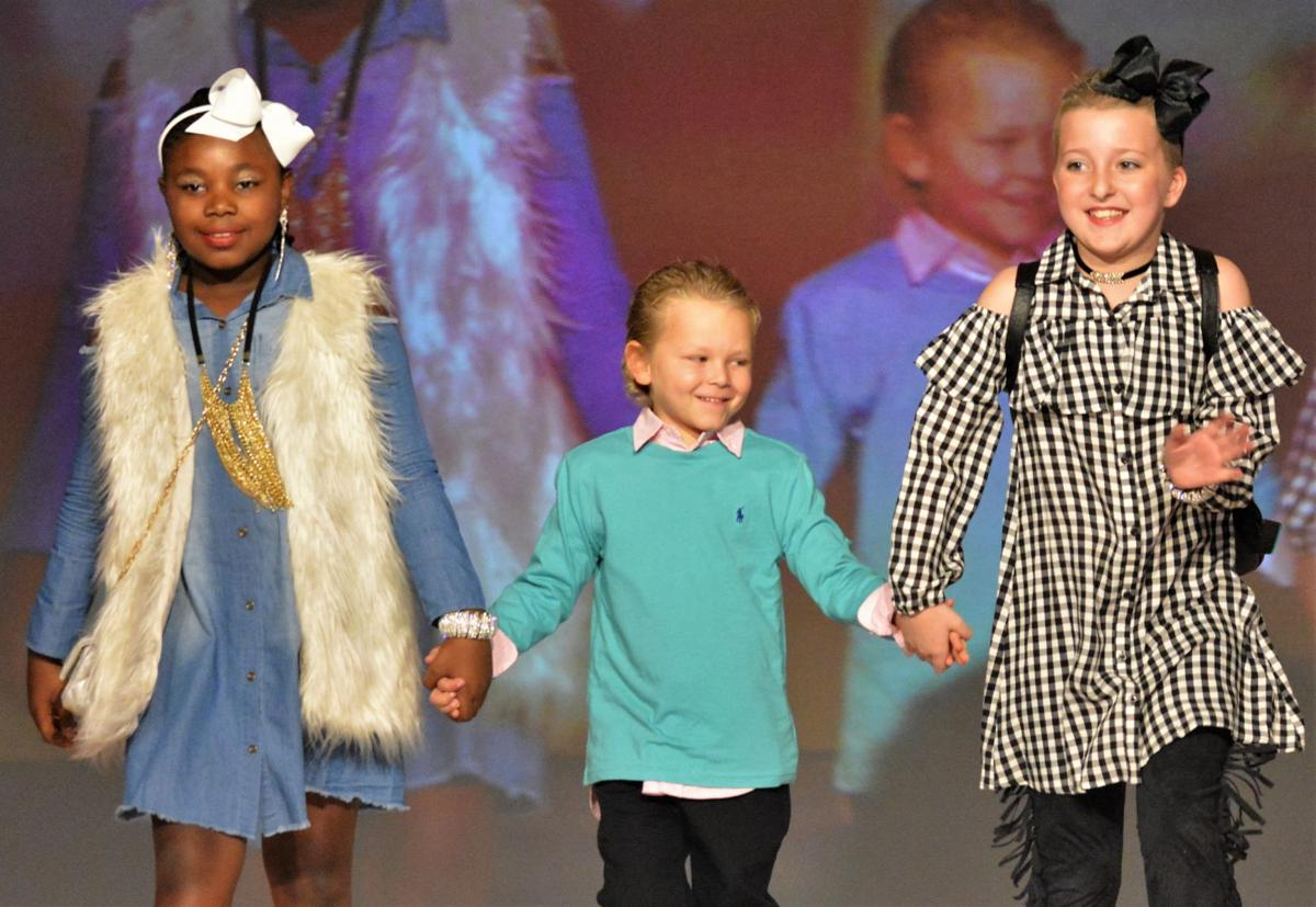 Friends of Kids with Cancer: Fashion show