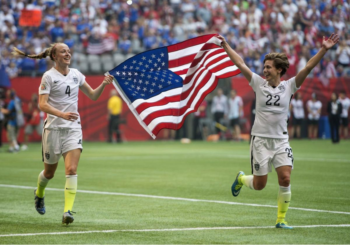 St. Louis' Sauerbrunn named to U.S. Olympic women's soccer ...