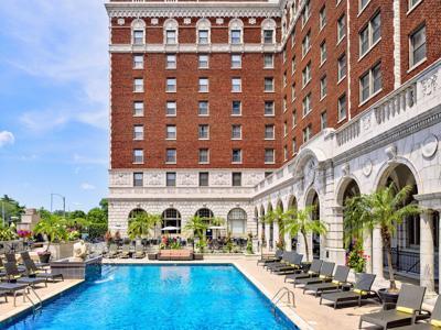 The Chase Park Plaza Royal Sonesta Hotel