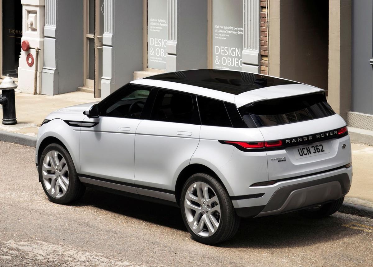 2020 Range Rover Evoque 2