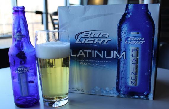 Bud Light Platinum Keeps Momentum Rolling Hip Hops