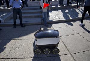 Roboter brauchen Regeln. So-Missouri-Gesetzgeber betrachten, Richtlinien für die Lieferung