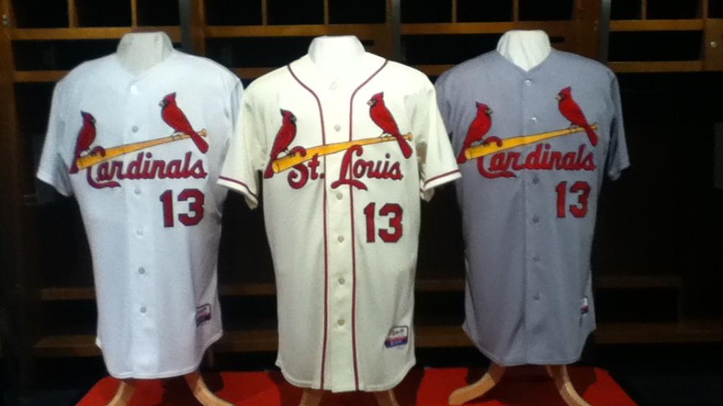 cd03906c63e6 Cardinals go retro with new jersey