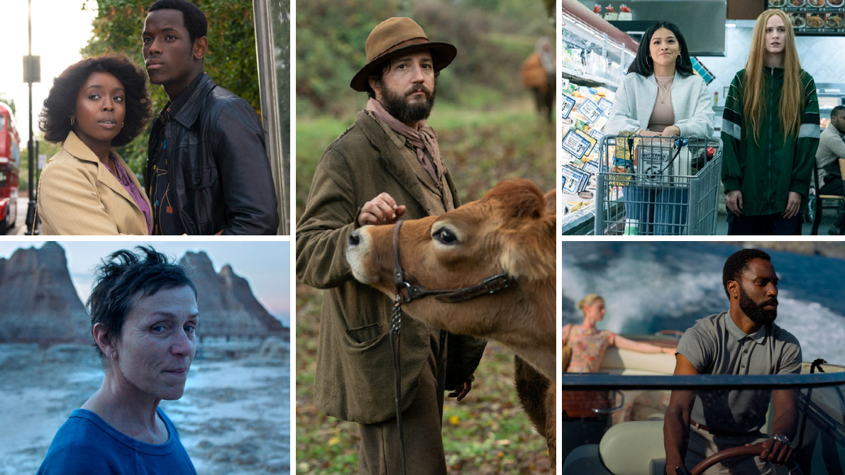 'First Cow,' 'Nomadland,' 'Kajillionaire,' 'Small Axe' and more of 2020's top films
