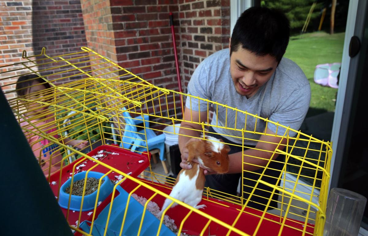 Classroom pets find homes during the pandemic