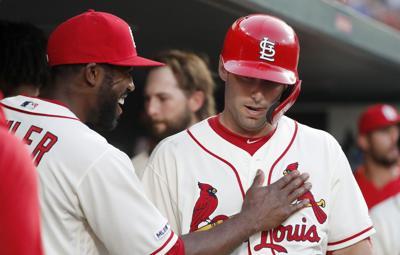 Astros Cardinals Baseball