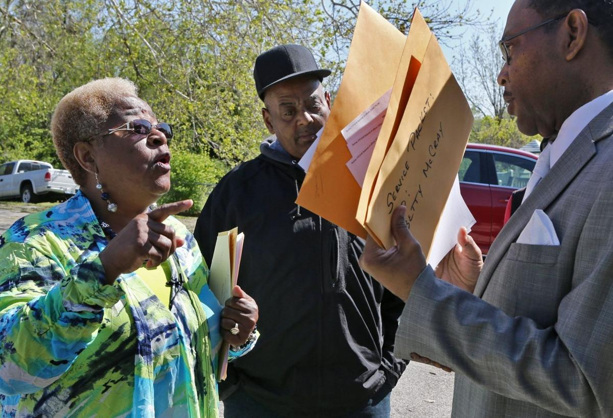 New Kinloch Mayor denied entry into Kinloch City Hall