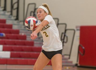 Alexis Williams, Oakville volleyball