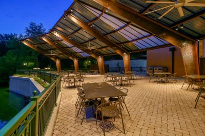 St. Louis Zoo Solar Canopy