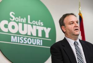 Του αγίου Louis County αρχεία πρώτη Covid-19 θάνατο: