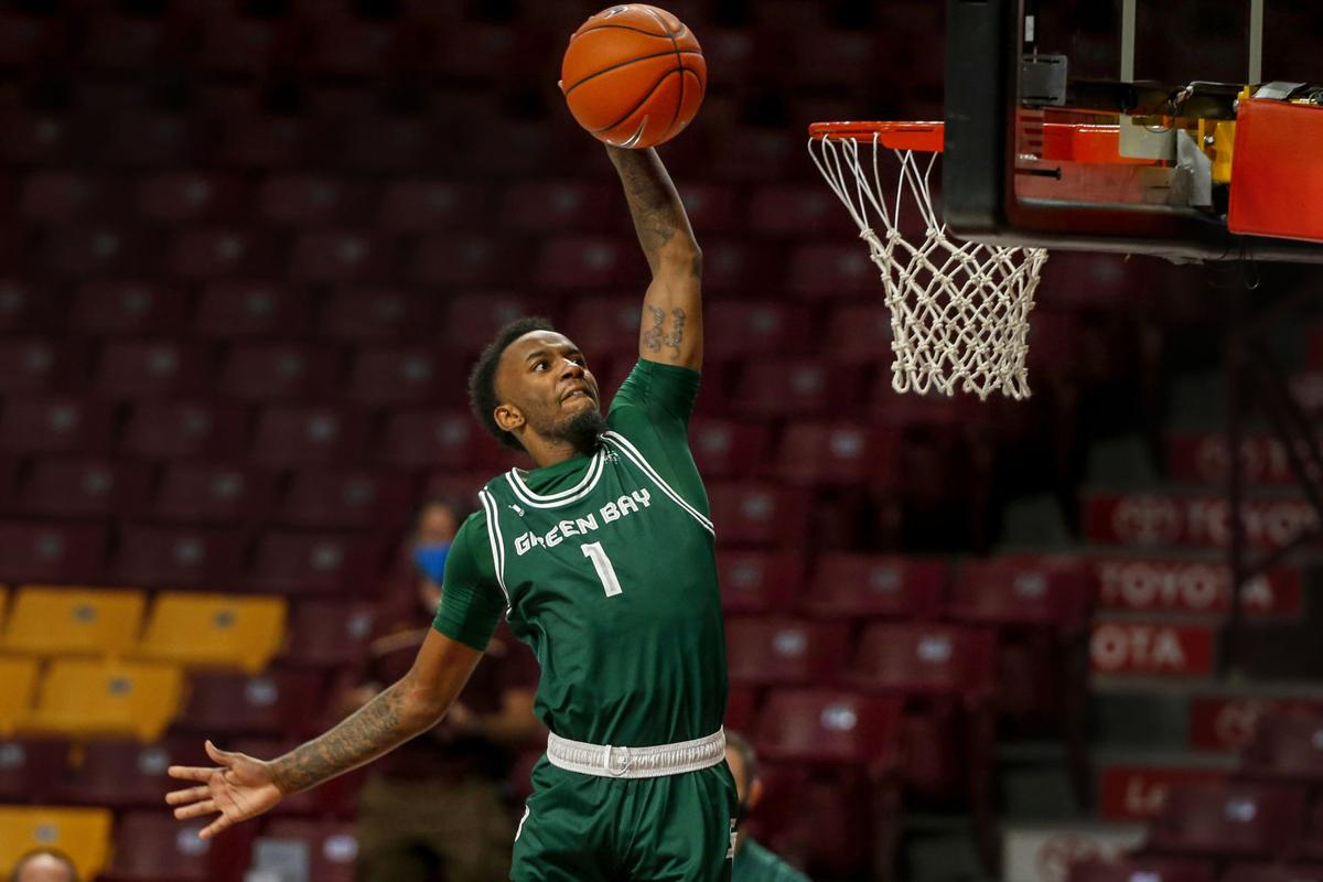 Green Bay Minnesota Basketball
