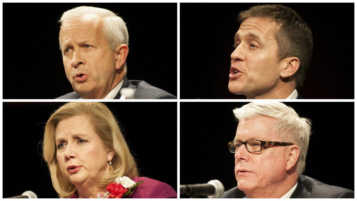 Republican candidates for Missouri governor