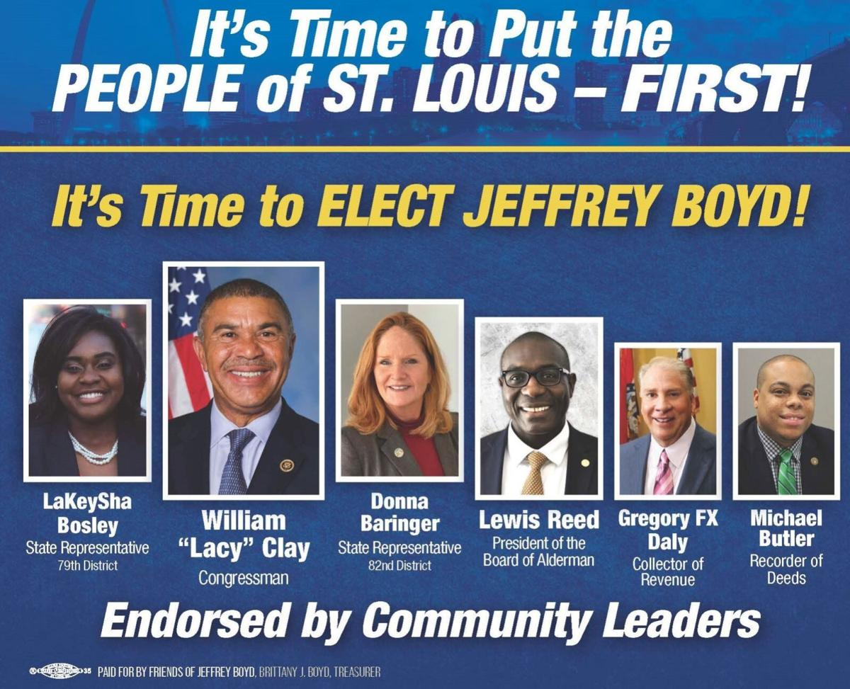 Boyd campaign mailer