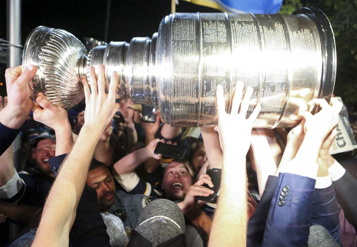 The Cup comes home