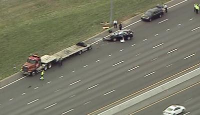 Man killed in crash along Interstate 44 near Hampton Avenue | Law