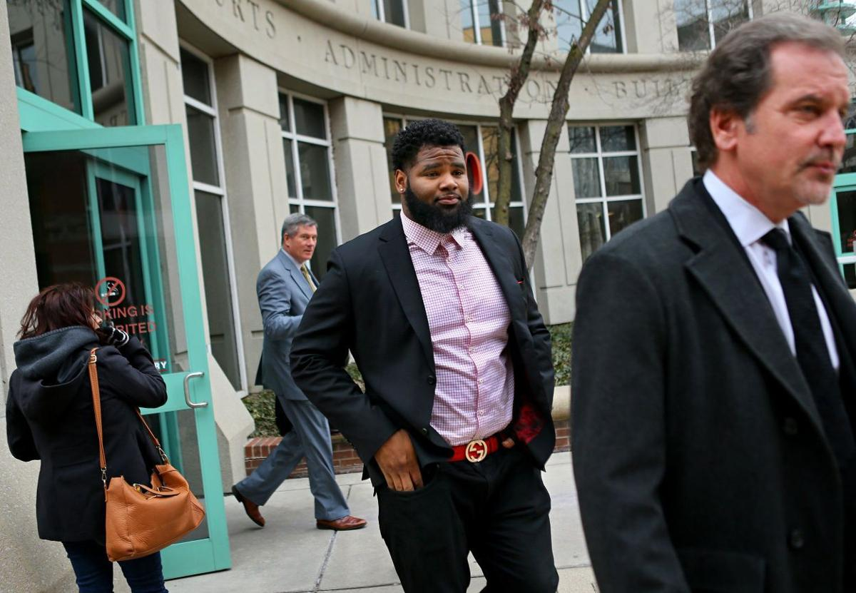 Jets Sheldon Richardson pleads guilty in high speed chase s