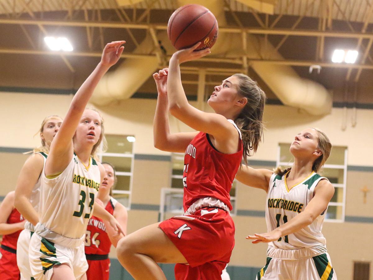 Kirkwood vs. Rock Bridge girls basketball