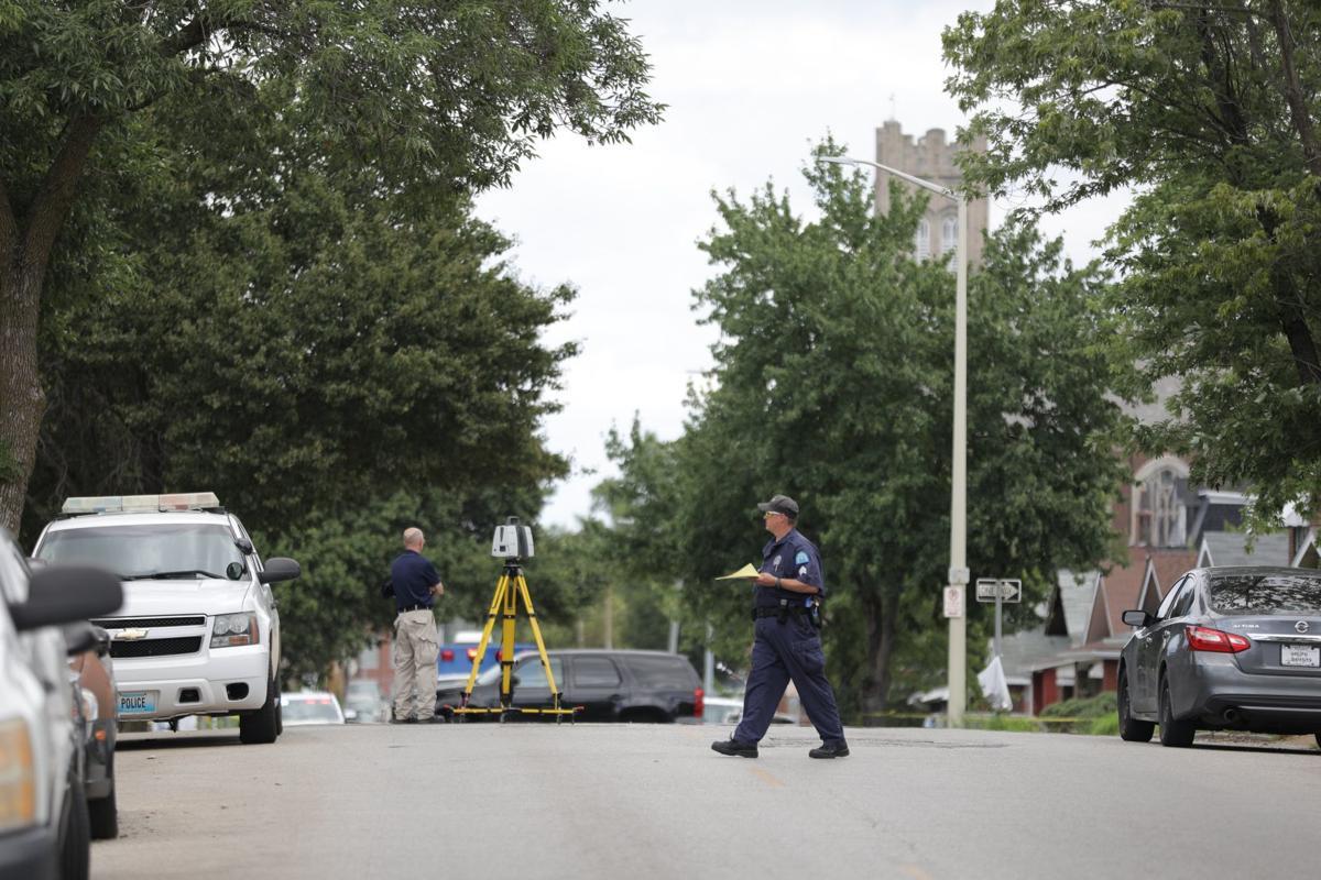 Officer involved shooting near 4100 block of Shreve Avenue