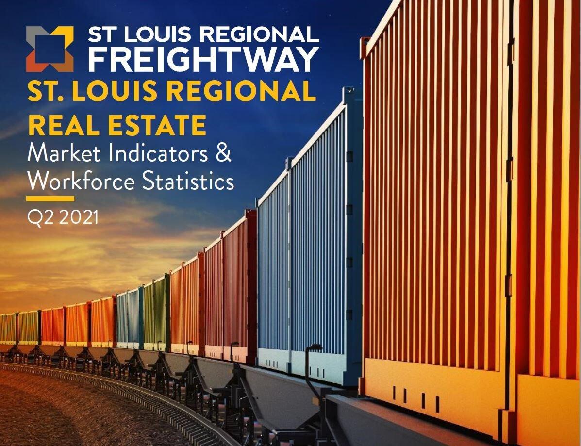 The St. Louis Regional Real Estate Market Indicators & Workforce Cover