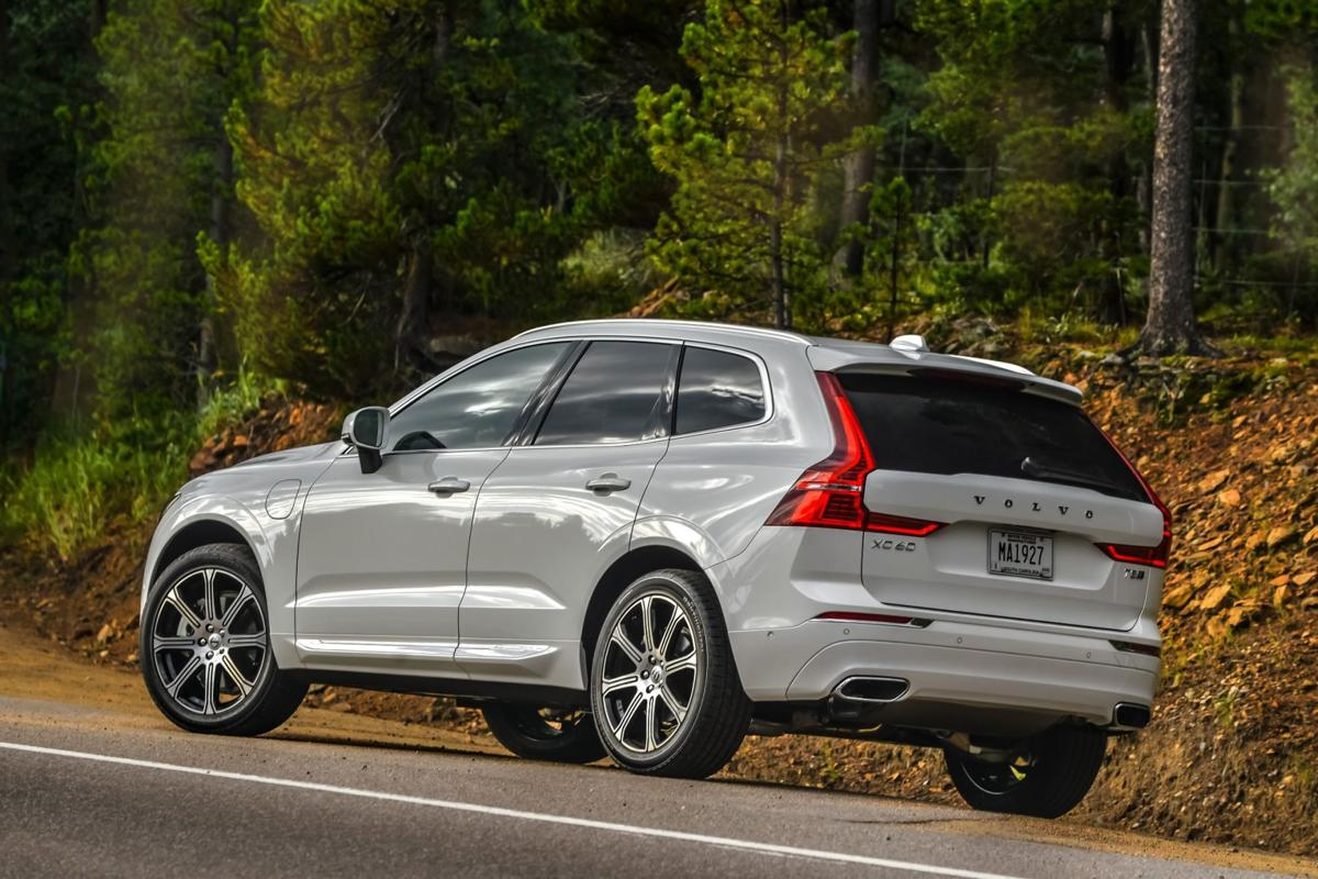 2018 Volvo Xc60 T8 Eawd New Plug In Hybrid Is Complex Costly And Quick Automotive Stltoday Com