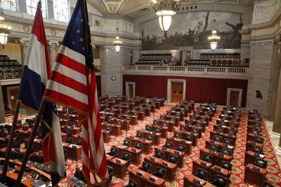Missouri House chamber