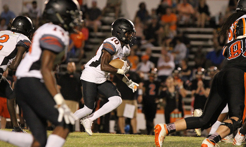 Week Five High School Football: Webster Groves vs Ritenour