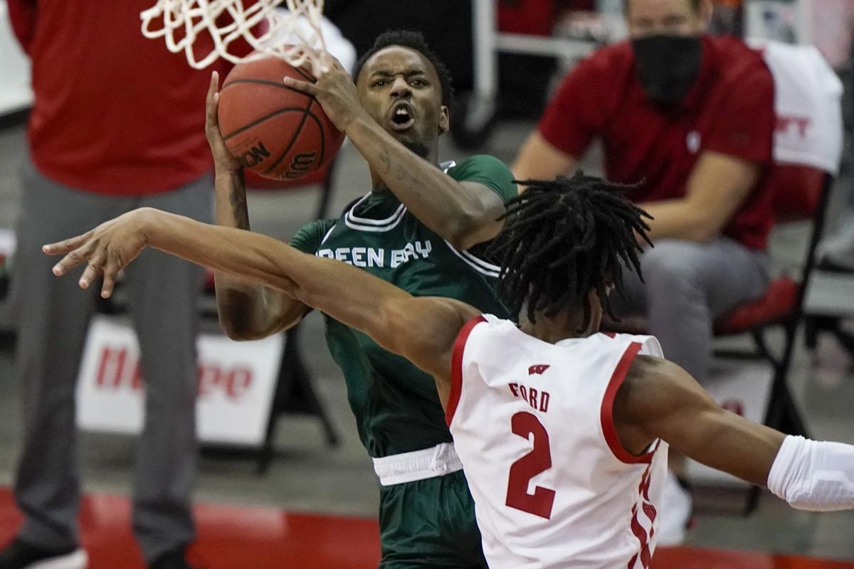 UWGB Wisconsin Basketball