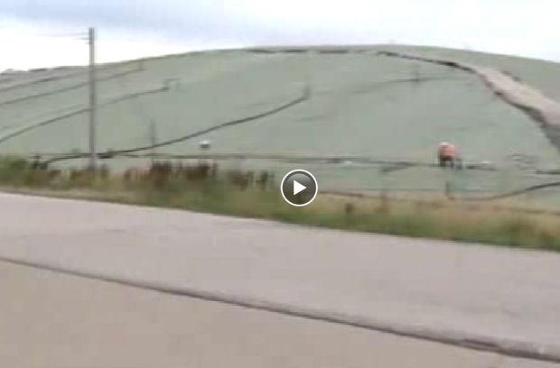Westlake landfill in Bridgeton