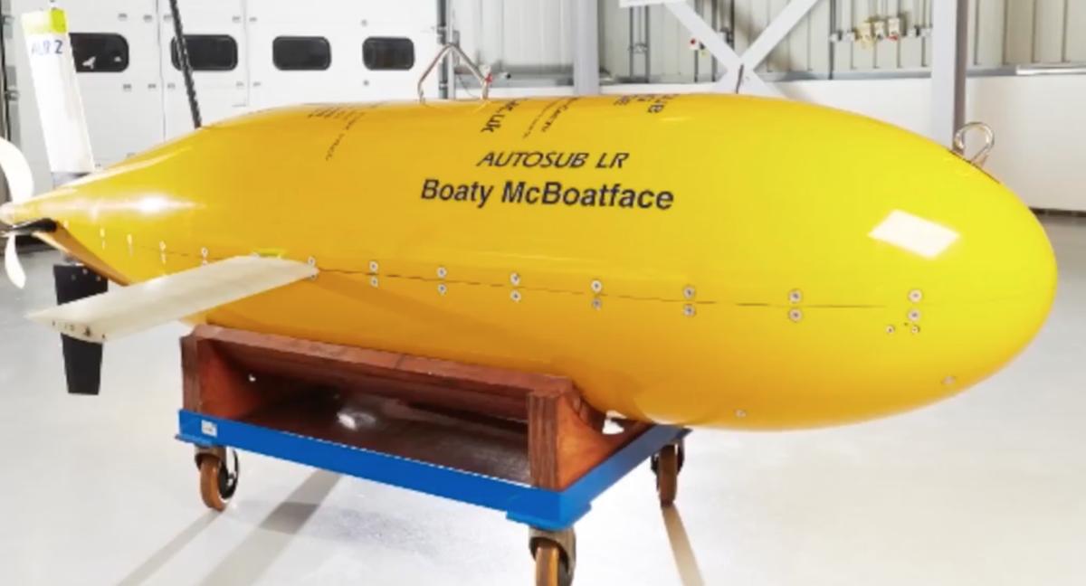 Boaty McBoatface takes to the seas | News | stltoday.com