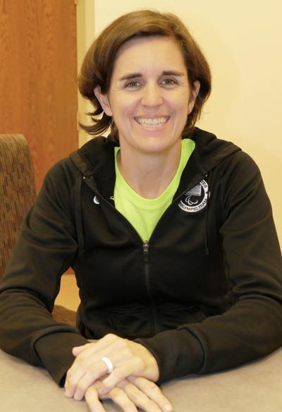 Kerri Morgan, Paralympic athlete