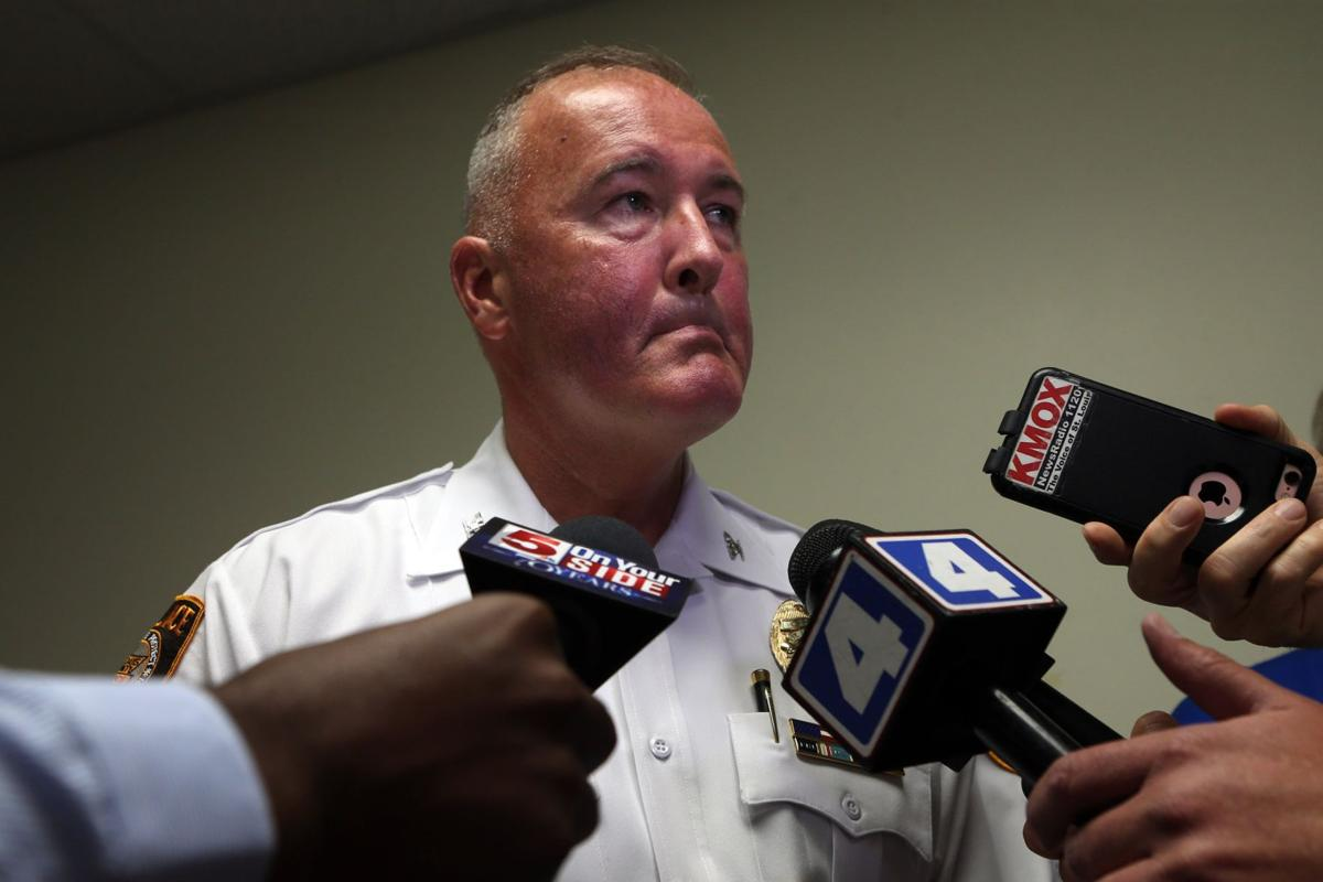 St. Louis County police chief defends officers' work on MetroLink