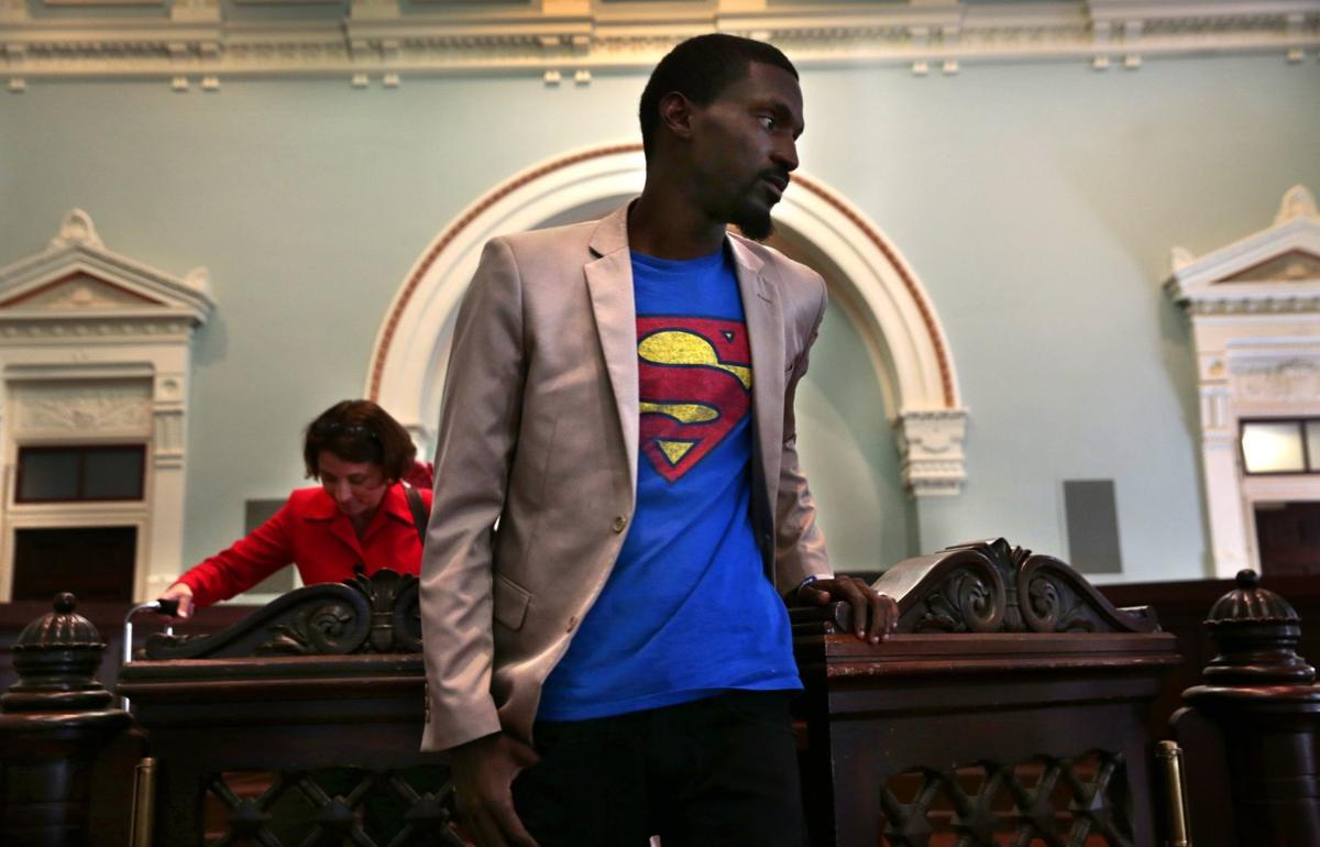 Image result for st louis superman