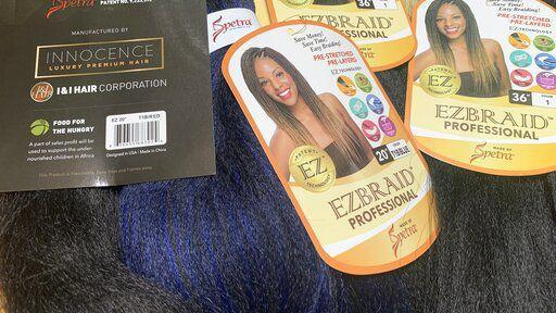 Hair weaves from Chinese prison camps seized by U.S. authorities