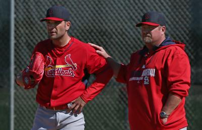 St. Louis Cardinals spring training Jaime Garcia