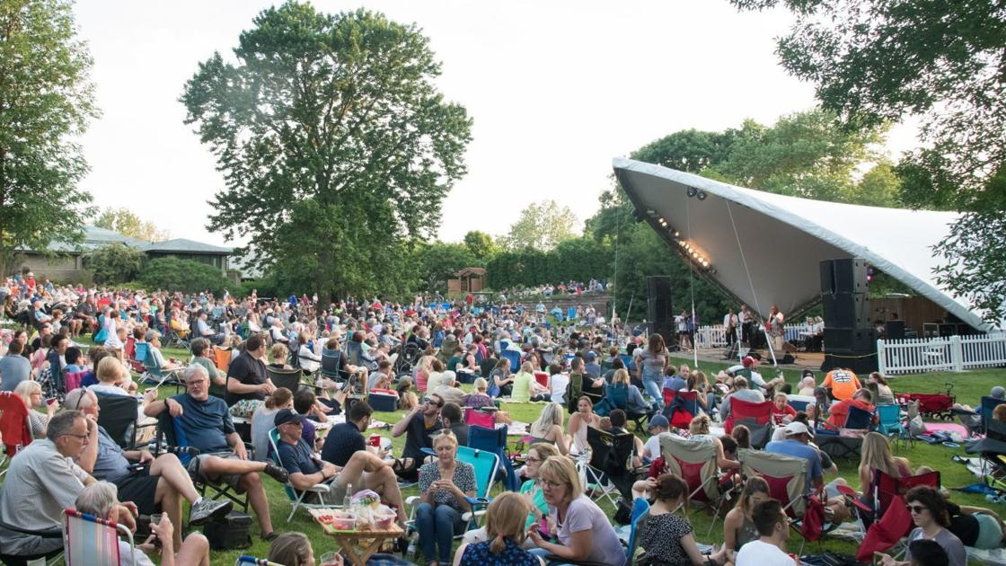 Whitaker Music Festival 2020 Hear summertime music in parks, concert halls or even up in the