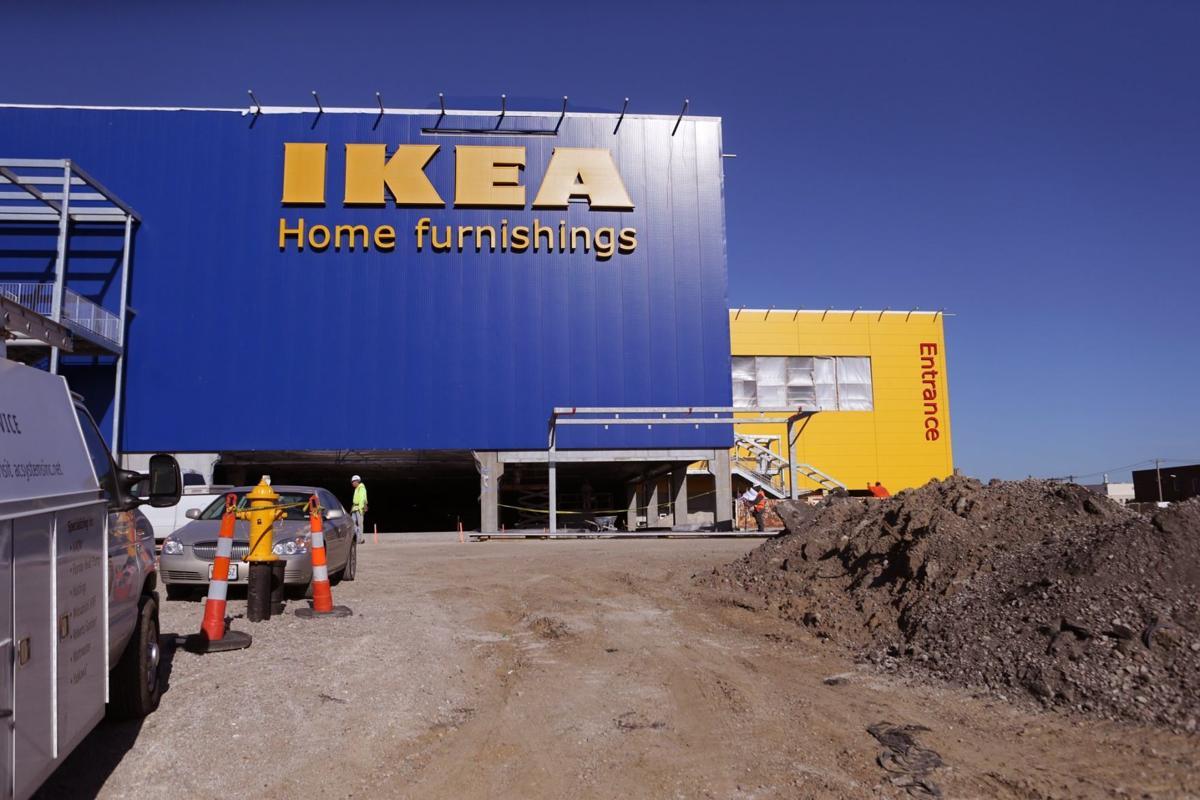 Ikea Construction