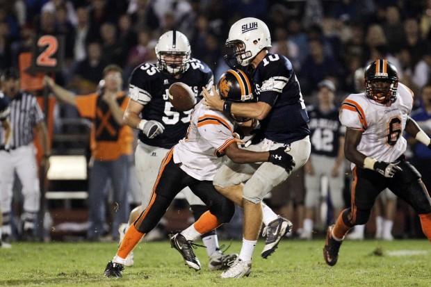 HS Football: Webster Groves, SLUH