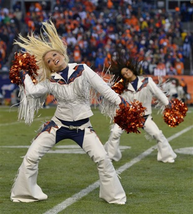 Chargers Broncos Football Stltoday
