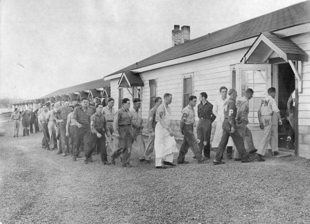 POWs at Hellwig Brothers Farm