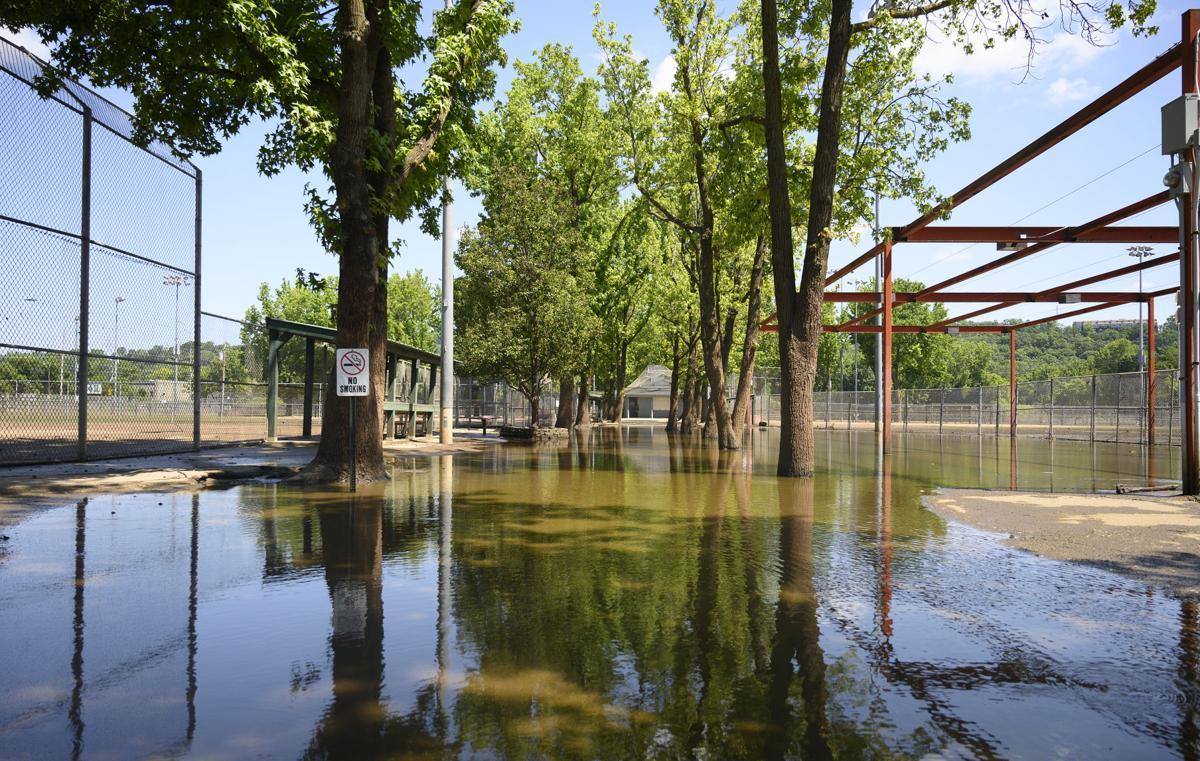 Kirkwood Athletic Association flooding